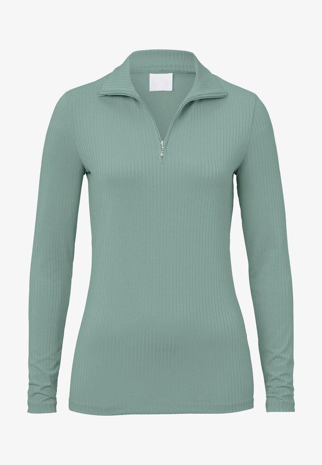 Polo shirt - mintgrün