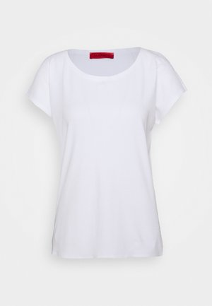 MALDIVE - T-Shirt basic - optic white
