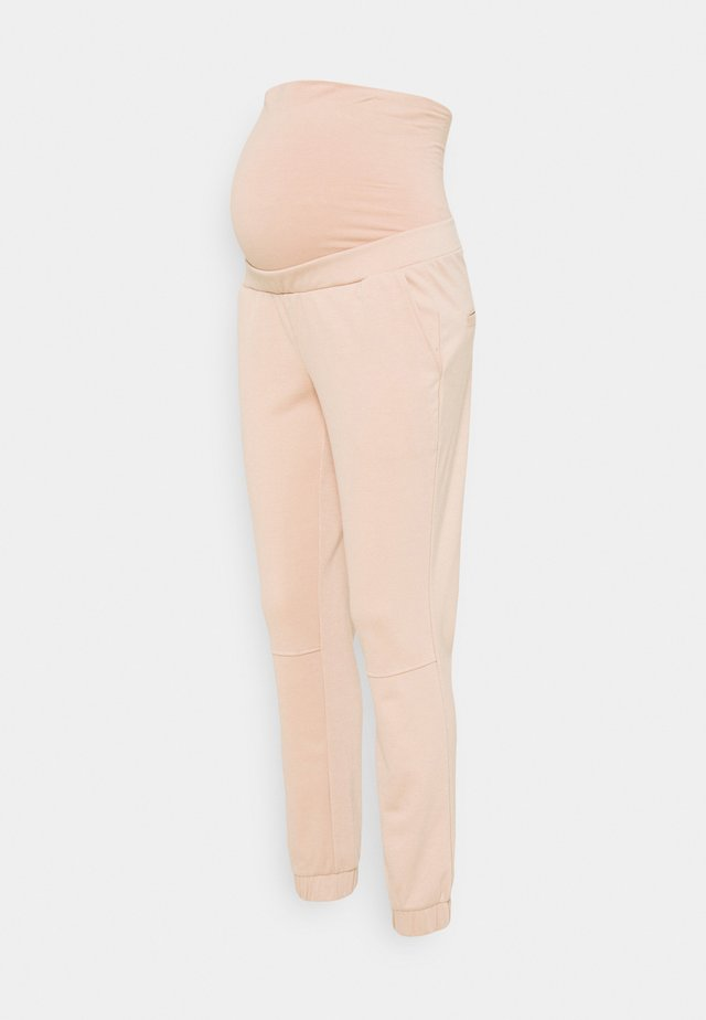 MLLINA JERSEY SWEAT PANTS - Trainingsbroek - rose dust