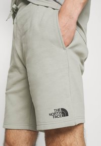 The North Face - GRAPHIC LOGO - Shorts - wrought iron - 5