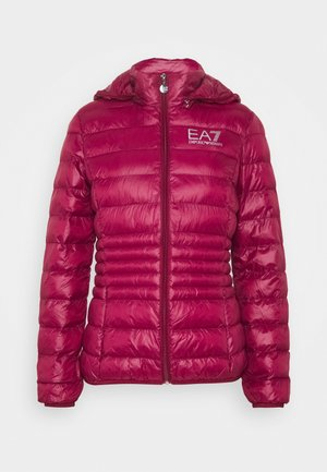 JACKET - Light jacket - beet red