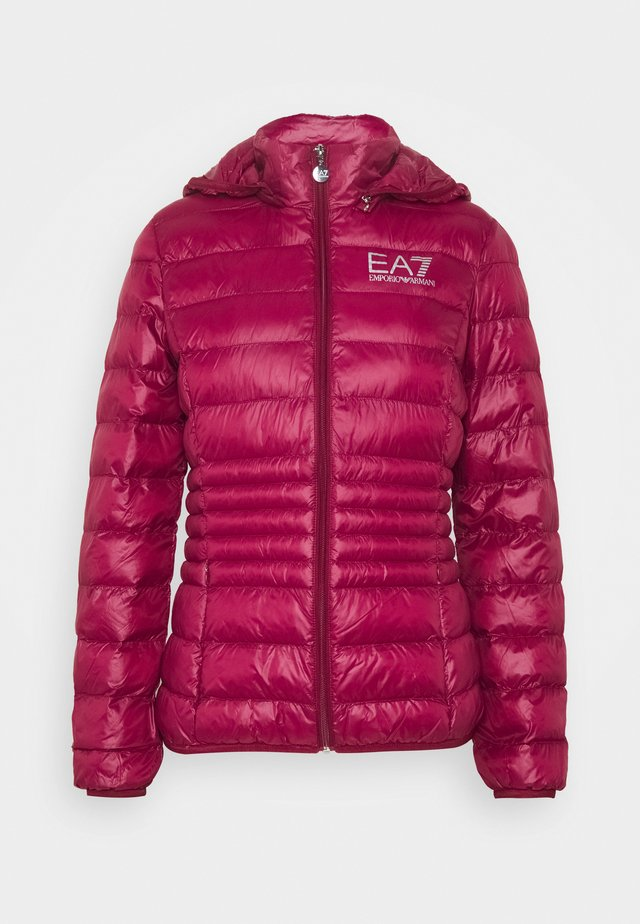 JACKET - Veste mi-saison - beet red