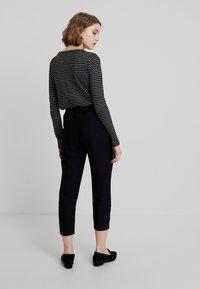 AllSaints - ALEIDA TROUSER - Trousers - black - 2