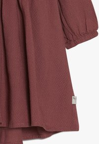 Wheat - DRESS MAGDA BABY - Juhlamekko - dark rouge - 4