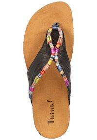 Think! - T-bar sandals - sz/kombi - 1