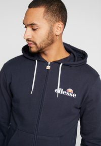 Ellesse - BRIERO - veste en sweat zippée - navy - 3