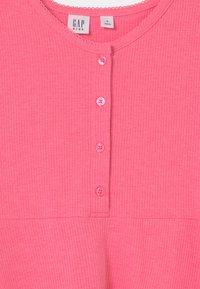 GAP - GIRL  - Jersey dress - neon pink rose - 2