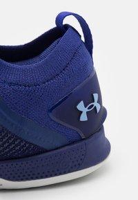 Under Armour - TRIBASE REIGN 3 - Sports shoes - regal - 5