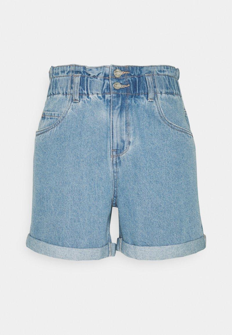 Vero Moda - Shorts di jeans - light blue denim