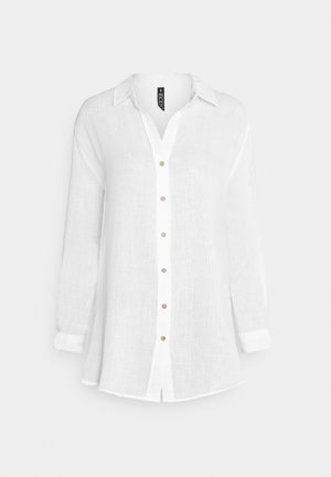 BEACH SHIRT - Strandaccessoire - white