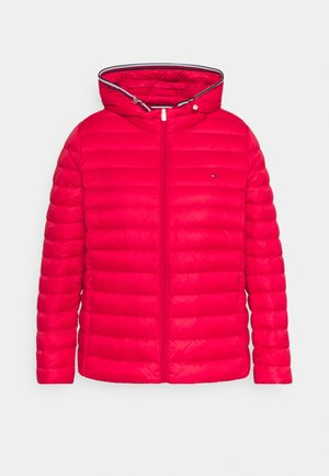 Chaqueta de plumas - primary red