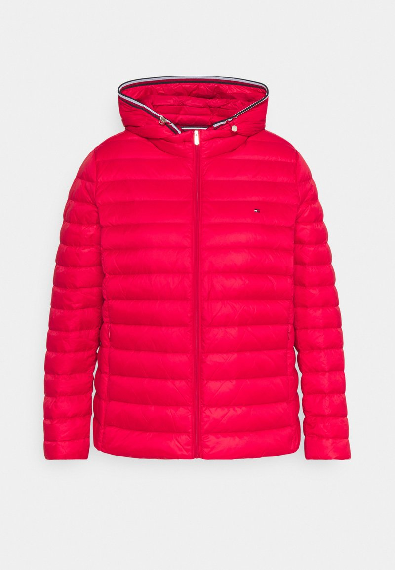 Tommy Hilfiger Curve - Down jacket - primary red