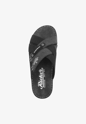Sandaler - black-anthracite