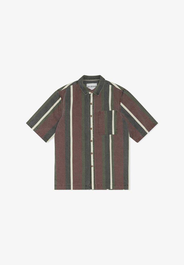 Shirt - dark stripe
