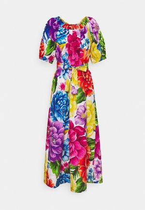 MAXI DRESS - Maxi dress - rainbow chita