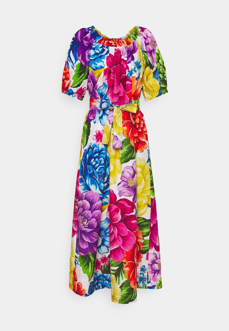Farm Rio - MAXI DRESS - Maxi dress - rainbow chita