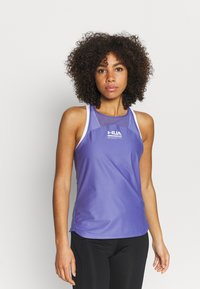 Under Armour - ISO CHILL TANK - Top - starlight - 0