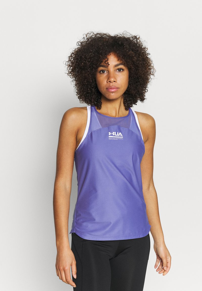 Under Armour - ISO CHILL TANK - Top - starlight