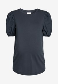 Next - Print T-shirt - dark blue - 1