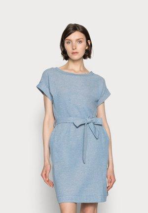 STRUC TAPE DRESS - Day dress - bright blue