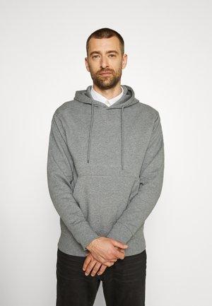 JACKSON HOOD - Luvtröja - medium grey melange
