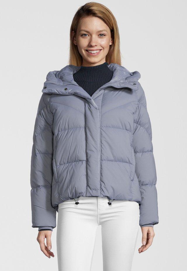 CALLIE - Gewatteerde jas - grey