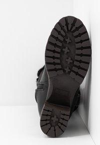 H.I.S - Vysoká obuv - black - 6