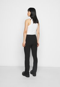 Topshop Petite - Trousers - black - 2