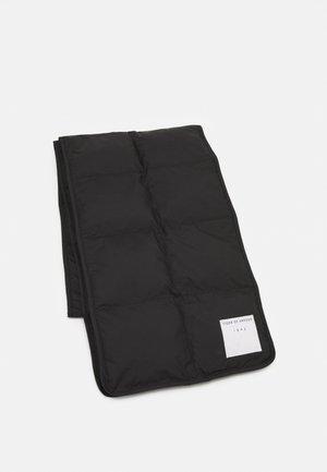 SCHUSS UNISEX - Scarf - black
