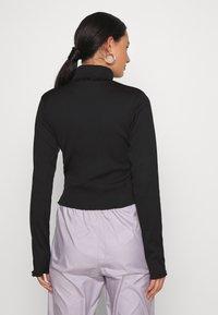 Nike Sportswear - Top sdlouhým rukávem - black - 2