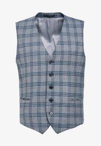 DRYKORN - MALMO - Suit waistcoat - dark grey - 4