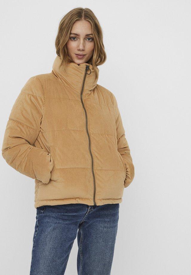 VMDEBBIENEW  - Winter jacket - tan
