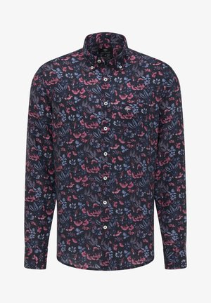 Shirt - thistle flowers