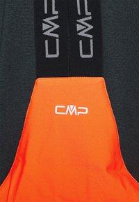 CMP - MAN PANT - Spodnie narciarskie - orange fluo - 6