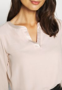 comma - 3/4 ARM - Bluse - beige - 5