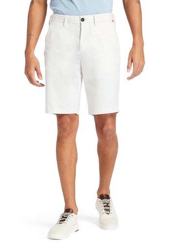 SQUAM  - Shorts - white sand