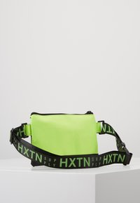 HXTN Supply - PRIME DELUXE CROSSBODY - Across body bag - neon yellow - 2