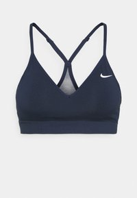 INDY  - Sports bra - smoke grey/pure