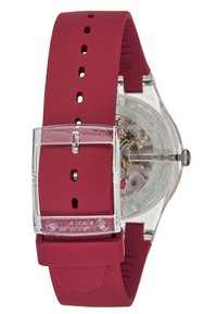 Swatch - POLARED - Hodinky - dunkelrot - 2
