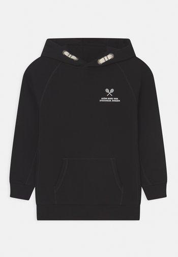 SPORT HOOD UNISEX - Sweatshirt - black beauty