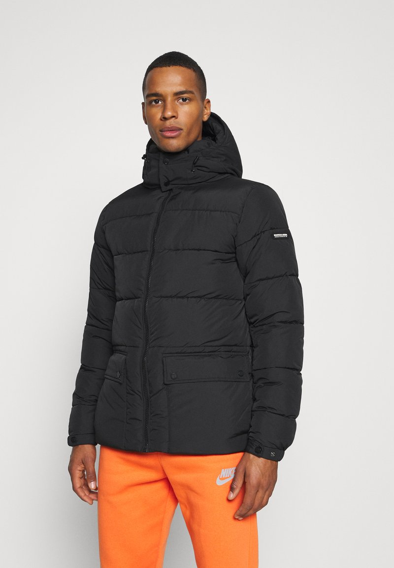 Scotch & Soda - Winter jacket - black