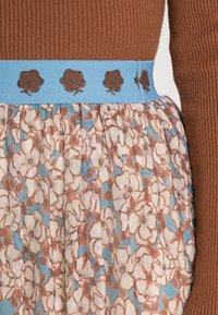 Rich & Royal - SKIRT - A-line skirt - parisian blue - 4