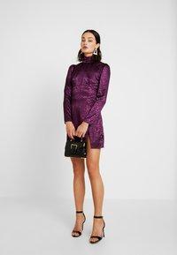 Fashion Union - RENNIE - Hverdagskjoler - purple - 2
