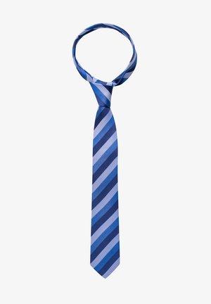 Tie - blau
