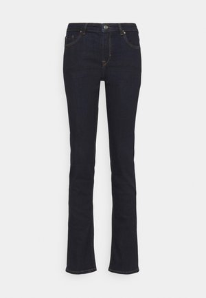 Jeans straight leg - blue rinse