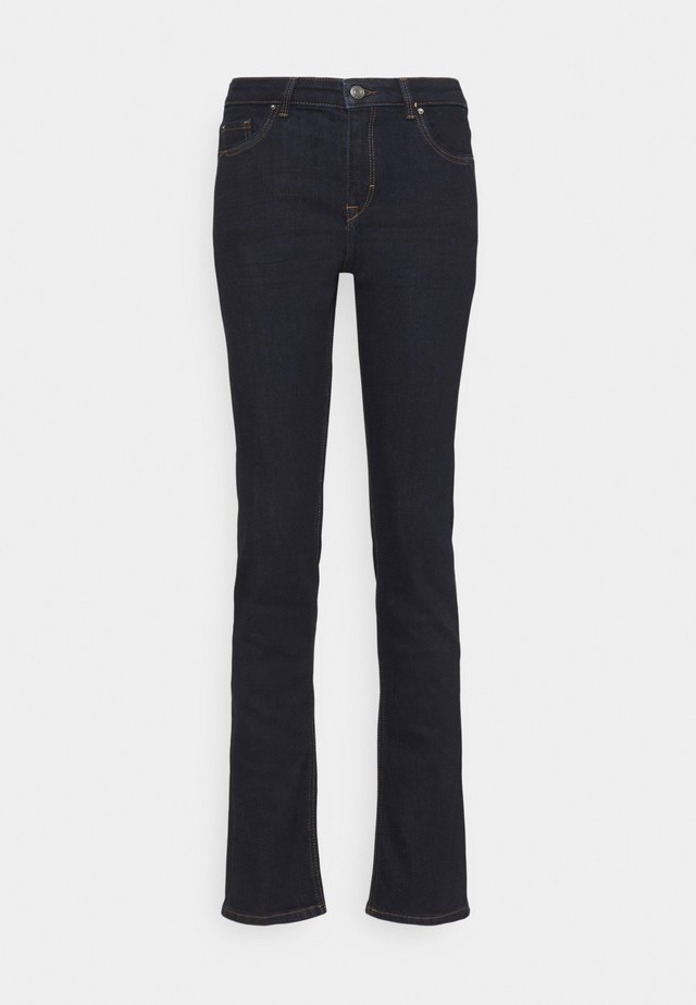 Jeans a sigaretta - blue rinse