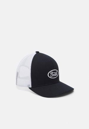 PARSONS UNISEX - Cap - black/white