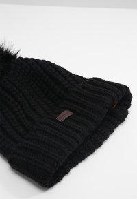Barbour - SALTBURN BEANIE - Mütze - black - 3