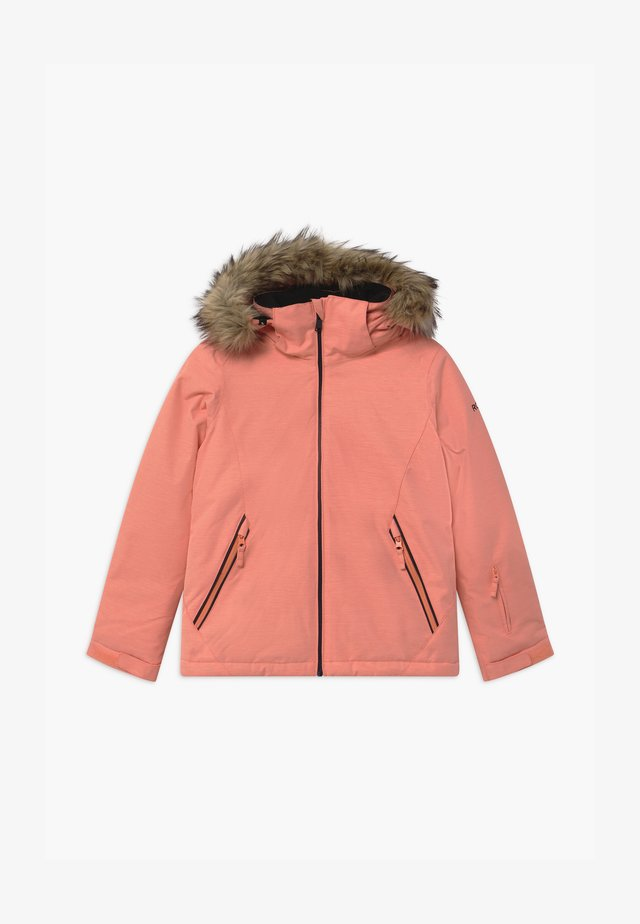 JET  - Snowboard jacket - fusion coral
