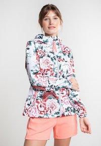 Luhta - ANNIS - Soft shell jacket - raspberry - 2
